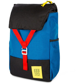 Topo Designs Y-Pack, blue/black
